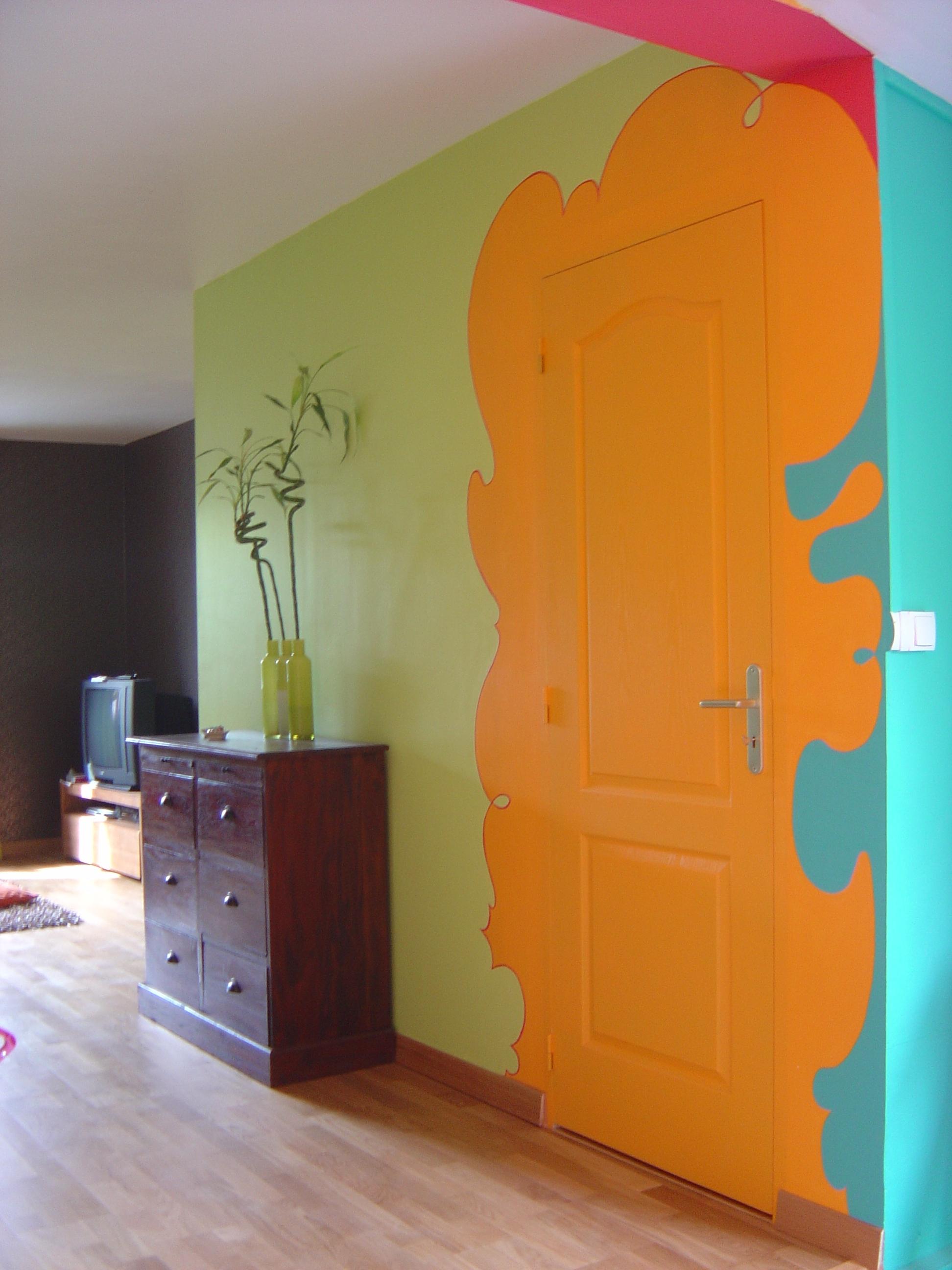 couleur vert anis et orange ~ frdesigner.co